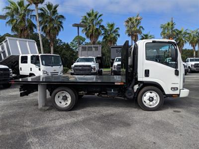 2018 LCF 4500 Regular Cab 4x2, Action Fabrication Platform Body #JS805040 - photo 4