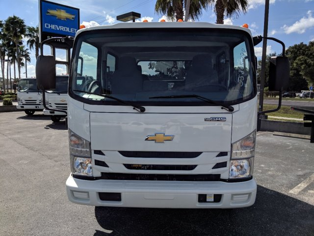 2018 LCF 4500 Crew Cab 4x2,  Cab Chassis #JS805298 - photo 7