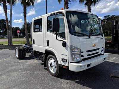 2018 LCF 4500 Crew Cab 4x2,  Cab Chassis #JS805298 - photo 1