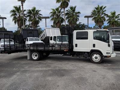 2018 LCF 4500 Crew Cab 4x2, Action Fabrication Dovetail Landscape #JS805864 - photo 4
