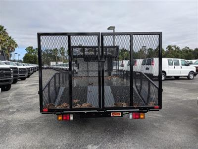 2018 LCF 4500 Crew Cab 4x2, Action Fabrication Dovetail Landscape #JS805864 - photo 2
