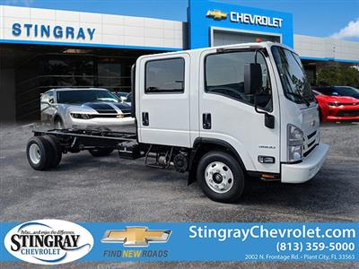 2018 LCF 3500 Crew Cab 4x2,  Cab Chassis #JS811771 - photo 1