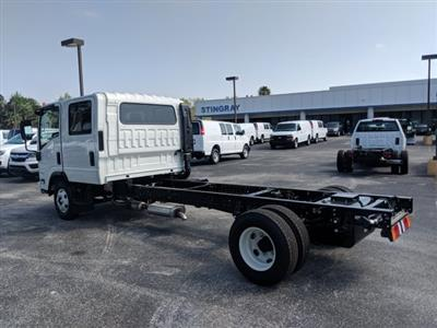 2018 LCF 3500 Crew Cab 4x2,  Cab Chassis #JS811771 - photo 4