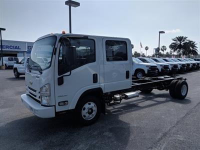 2018 LCF 3500 Crew Cab 4x2,  Cab Chassis #JS811772 - photo 7