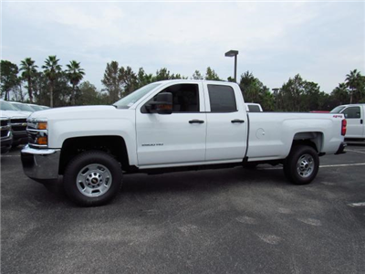 2018 Silverado 2500 Double Cab 4x4, Pickup #JZ118001 - photo 3