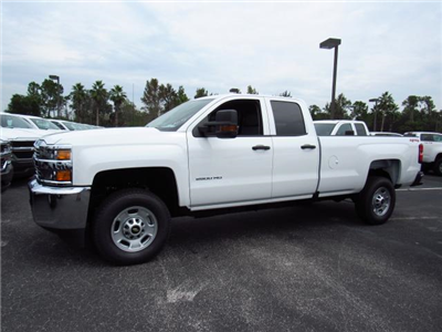 2018 Silverado 2500 Double Cab 4x4, Pickup #JZ126107 - photo 3