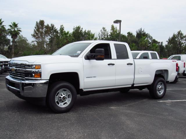 2018 Silverado 2500 Extended Cab 4x4 Pickup #JZ127412 - photo 1