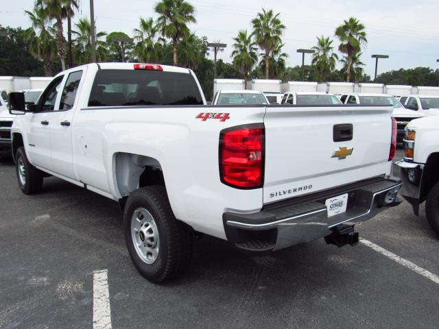 2018 Silverado 2500 Extended Cab 4x4 Pickup #JZ127412 - photo 2