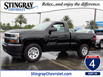 2018 Silverado 1500 Regular Cab, Pickup #JZ133327 - photo 1