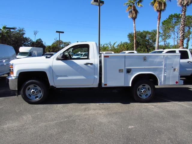 2018 Silverado 2500 Regular Cab, Reading Service Body #JZ164754 - photo 3
