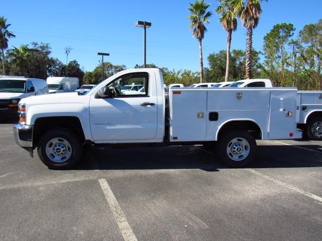 2018 Silverado 2500 Regular Cab, Reading Service Body #JZ166684 - photo 3