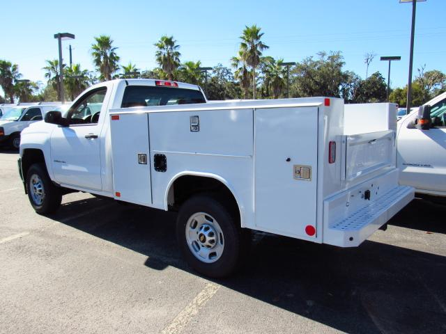 2018 Silverado 2500 Regular Cab, Reading Service Body #JZ166684 - photo 2