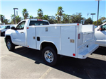 2018 Silverado 2500 Regular Cab, Reading Service Body #JZ166684 - photo 1