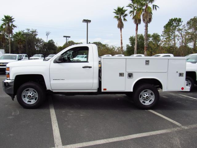 2018 Silverado 2500 Regular Cab, Reading Service Body #JZ170931 - photo 3