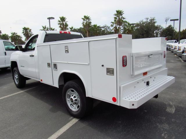 2018 Silverado 2500 Regular Cab, Reading Service Body #JZ170931 - photo 2