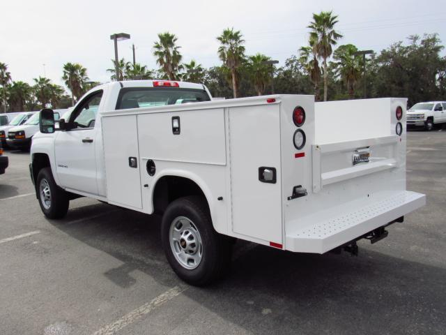 2018 Silverado 2500 Regular Cab, Knapheide Service Body #JZ173908 - photo 2