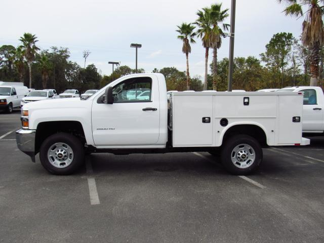 2018 Silverado 2500 Regular Cab, Knapheide Service Body #JZ175733 - photo 3