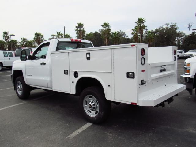 2018 Silverado 2500 Regular Cab, Knapheide Service Body #JZ175733 - photo 2