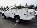 2018 Silverado 2500 Regular Cab, Knapheide Service Body #JZ175733 - photo 1