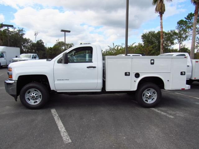 2018 Silverado 2500 Regular Cab, Knapheide Service Body #JZ177168 - photo 3