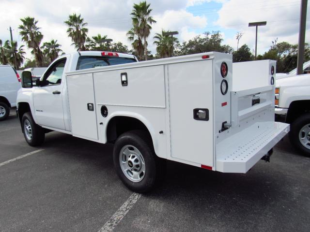 2018 Silverado 2500 Regular Cab, Knapheide Service Body #JZ177168 - photo 2