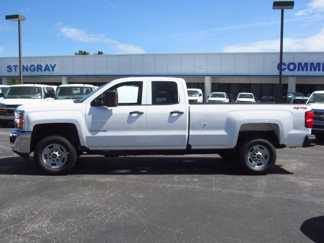 2018 Silverado 2500 Double Cab 4x4, Pickup #JZ231806 - photo 3