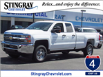 2018 Silverado 2500 Double Cab 4x4, Pickup #JZ231806 - photo 1
