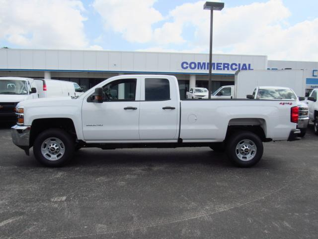 2018 Silverado 2500 Double Cab 4x4, Pickup #JZ233037 - photo 3