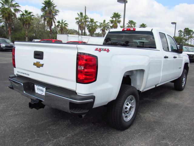 2018 Silverado 2500 Double Cab 4x4, Pickup #JZ233037 - photo 6