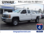 2018 Silverado 2500 Double Cab 4x4, Pickup #JZ233037 - photo 1