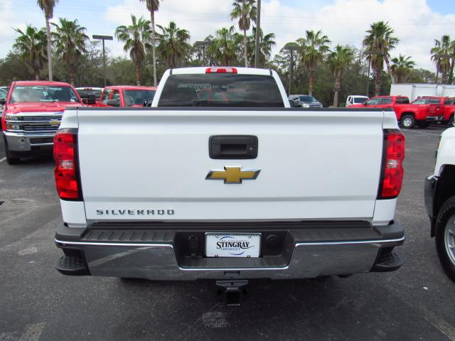 2018 Silverado 2500 Regular Cab 4x4, Pickup #JZ241380 - photo 4