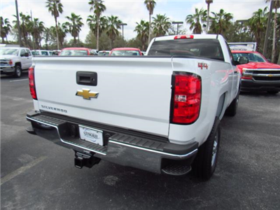 2018 Silverado 2500 Regular Cab 4x4, Pickup #JZ241380 - photo 5
