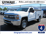 2018 Silverado 2500 Regular Cab,  Service Body #JZ242866 - photo 1