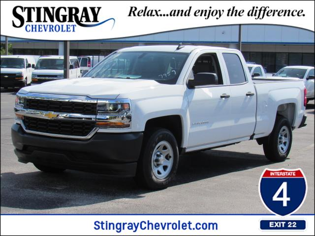 2018 Silverado 1500 Double Cab, Pickup #JZ267959 - photo 1