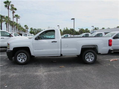 2018 Silverado 1500 Regular Cab 4x2,  Pickup #JZ276928 - photo 3