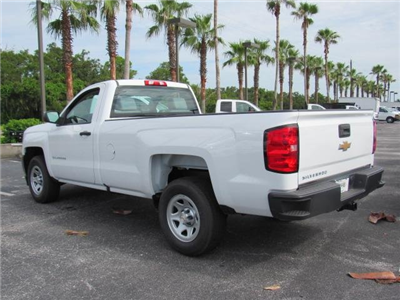 2018 Silverado 1500 Regular Cab 4x2,  Pickup #JZ276928 - photo 2