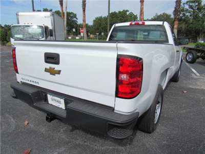 2018 Silverado 1500 Regular Cab 4x2,  Pickup #JZ276928 - photo 5