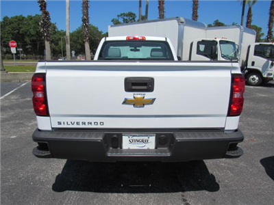 2018 Silverado 1500 Regular Cab,  Pickup #JZ305187 - photo 4