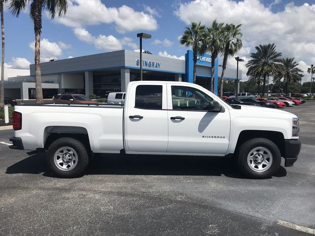 2019 Silverado 1500 Double Cab 4x2,  Pickup #K1118498 - photo 4