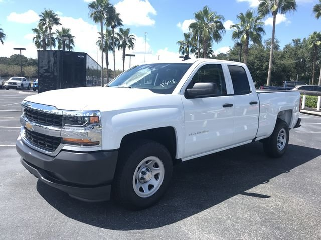 2019 Silverado 1500 Double Cab 4x2,  Pickup #K1118498 - photo 1