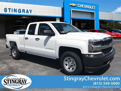 2019 Silverado 1500 Double Cab 4x2,  Pickup #K1118498 - photo 3