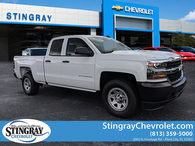 2019 Silverado 1500 Double Cab 4x4,  Pickup #K1118732 - photo 1