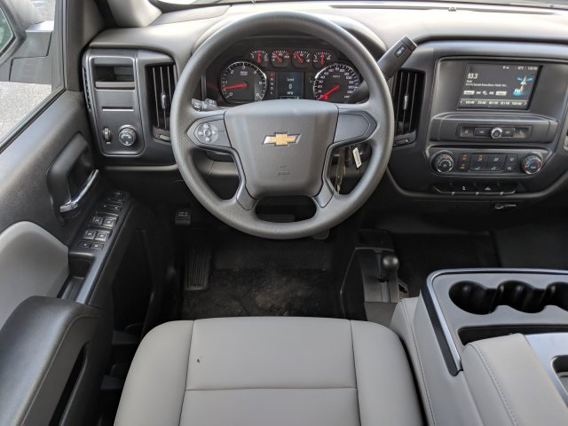 2019 Silverado 1500 Double Cab 4x4,  Pickup #K1118732 - photo 14