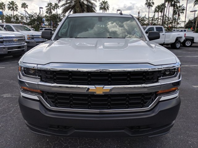 2019 Silverado 1500 Double Cab 4x4,  Pickup #K1118732 - photo 8