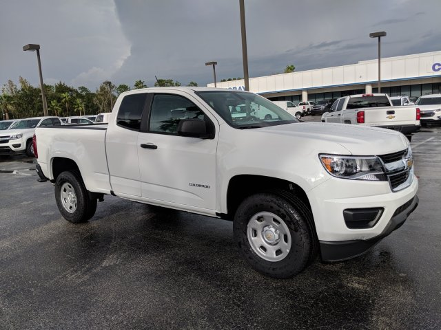 2019 Colorado Extended Cab 4x2,  Pickup #K1120706 - photo 5