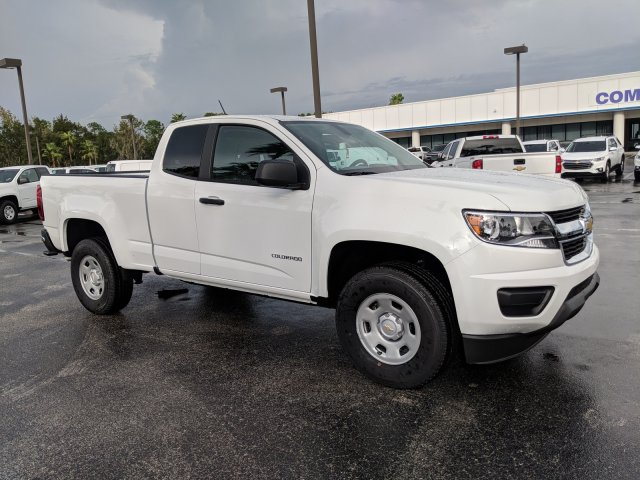 2019 Colorado Extended Cab 4x2,  Pickup #K1121150 - photo 5