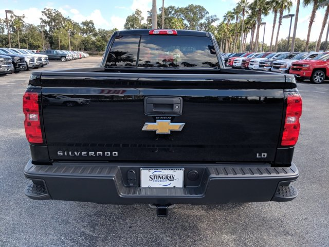 2019 Silverado 1500 Double Cab 4x2,  Pickup #K1125237 - photo 5