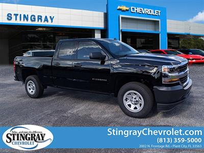 2019 Silverado 1500 Double Cab 4x2,  Pickup #K1125237 - photo 1