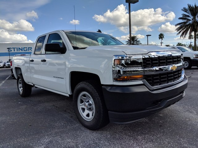 2019 Silverado 1500 Double Cab 4x4,  Pickup #K1128881 - photo 4