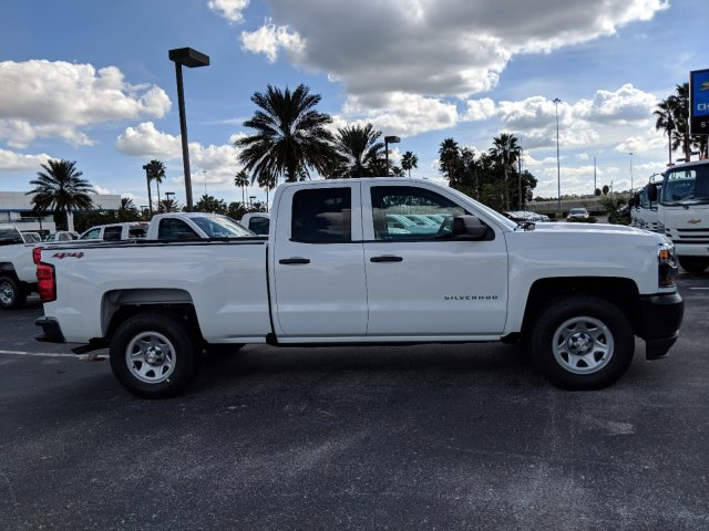2019 Silverado 1500 Double Cab 4x4,  Pickup #K1128881 - photo 3